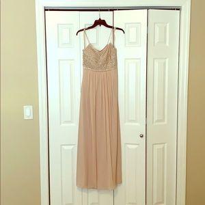 Adrianna Papel Chiffon Dress